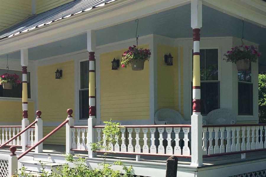 Rosewood Landing Inn